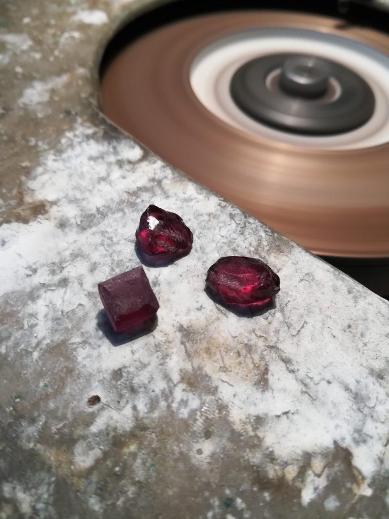 Огранка камней